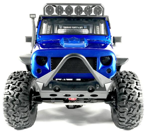 Traction Hobby Cragsman off road eléctrico 1: 8 Scale Trail rc ...