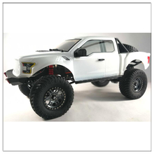 Traction Hobby Founder C Ford Raptor F150 rc crawler White