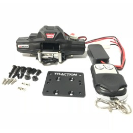 THO018 Dual-motor winch set for F150 traction hobby rc parts