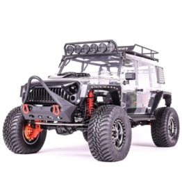 Traction Hobby Founder II 1:8 rc crawler clear