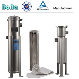 bag filter cage      bag filter housing stainless steel