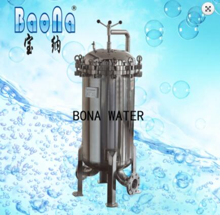 bag filters for water treatment