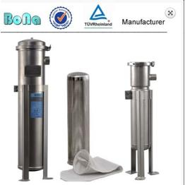 bag filter for boiler   bag filter housing