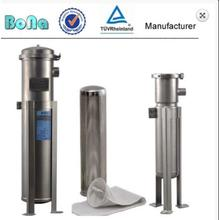 bag filter housing stainless steel  bag filter housing