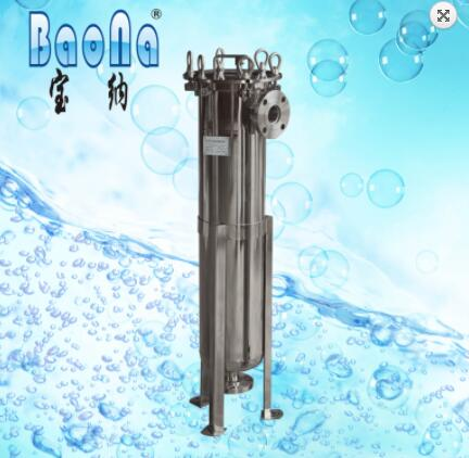 bag filter housing stainless steel