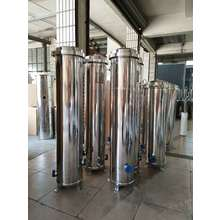 Top Filter Housing stainless Steel Producer