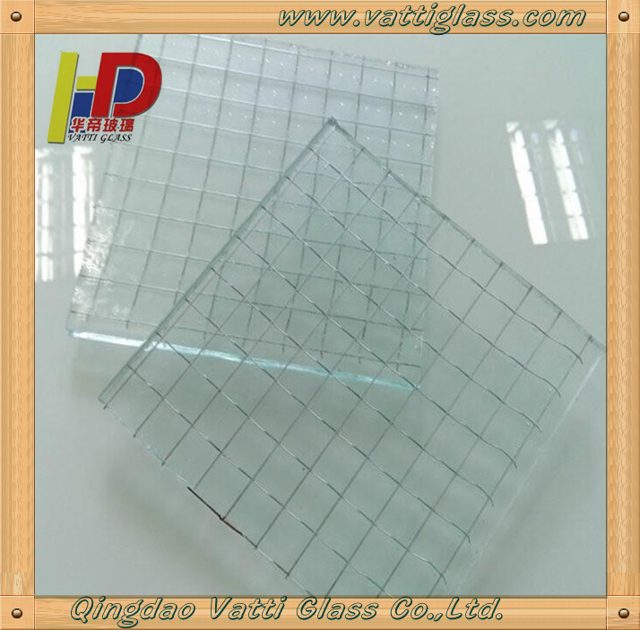 Product - Wire Mesh Laminated Glass,Wired glass,beveled glass ...