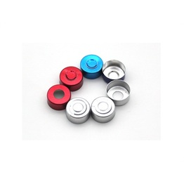 13mm-customized aluminum cap