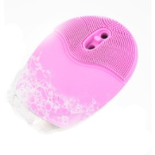 DS005  silicone  facial cleansing brush