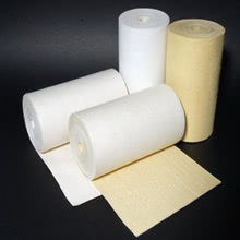 PTFE Needle Felt With PTFE Membrane
