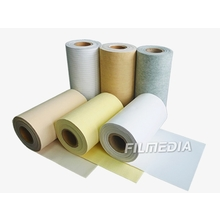 Yuanchen filter bags material roll high tensile strength tempreature resistance filter material roll