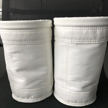 Yuanchen high abrasion resistance polyester bag filters for heavy metal industry flour mill factories