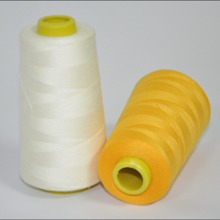 Yuanchen Wholesale 100 percent 20 2 30 2 40 2 polyester continuous filament sewing thread