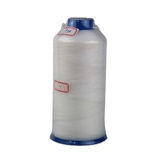 Yuanchen 1200D 1250D 1500D 2000D PTFE filter bag sewing thread  ptfe fiber ptfe fiberglass thread