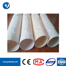 High Temperature Filter Bag Air Filtration Aramid For Cement Industry dust collector bags high tempreature filter bag