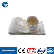 Flex Resistance Water Repellent Nomex Dust Filter Bag For Cement Kiln Smoke Filtration Dust Bag Manufacturer