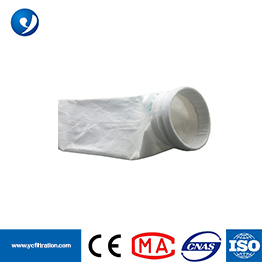 Yuanchen High Temperature Resistant 100% PTFE Needle Felt Dust Filter Fabric Bag dust collector bags dust bag filter