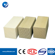 NOx Removal Catalyst Power Station Use honeycomb catalyst