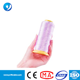Wholesale Spun Polyester PTFE Dust Collector Sewing Thread Filament Thread ptfe thread ptfe bags sewing threads