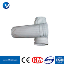 Polyester Needle Felt Cement Dust Collector Filter Bag for Cement House Dust Filter filter bag filter fabric and bag