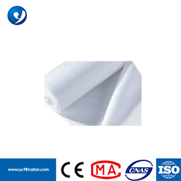 Fiber Heat Resistant PTFE Filter Bag with PTFE Membrane for Bag Filter