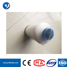Free Sample Yarn 1500D PTFE Breaking Strength 35-45N Sewing Thread Wholesale Export to India