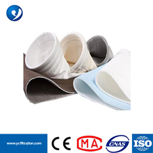 Nonwoven PTFE+Anti-static Acrylic Filter Bag  customized dust filter bag dust collector nomexptfe filter bag