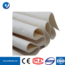 PTFE Coated Dust Filter Bag Fabric Filter Socks for Cement