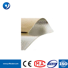 Non-woven Woven Fabric Fiberglass for Baghouse bag dust filter