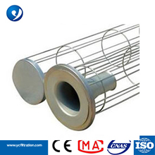 Stainless Steel Dust Filter Bag Cages for Dust Collector