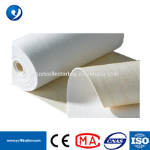 Pure PTFE Filter Bag Media Fabric Dust Filter Fiber Bag antistatic dust filter filter bag with free sample