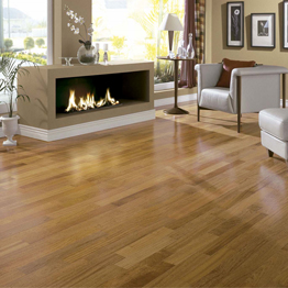 wide wood flooring