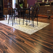 Natural wooden floors floating floor