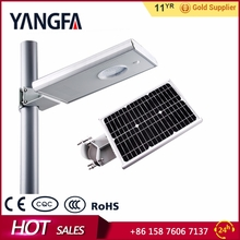 YANGFA Automatic high quality solar powered led streetlights AS01