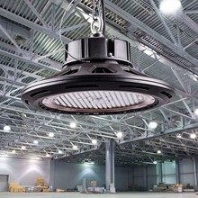 High accuracy constant current industrial led high bay light fixture