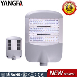 high quality new module patent style ip65 waterproof 100w 150w 200w led street light
