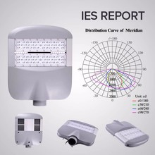 ul ce listed outdoor ip65 waterproof smd 60 watt 60w led streetlamp