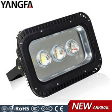 high power field light Wide beam angle 150 watt 150w led flood light tunnel light