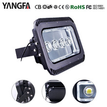 high power 200w LED flood light 4 COB high quality IP65 housing