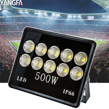 high efficiency brightness 1000w equivalent led flood light