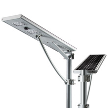 all in one smart led solar street luminaire