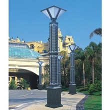 low voltage landscape lighting Scenic Spot square column garden lamps 6-8m