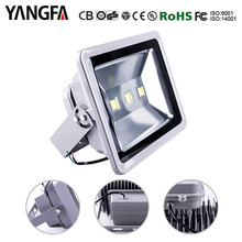 150w LED flood light IP65 outdoor building wall uplight