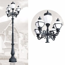 security antique garden lights garden streetlight