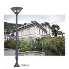 decorative aluminum street light pole 360 347v pole light