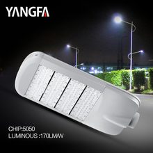 Aluminium housing outdoor waterproof cob smd 90w led street light