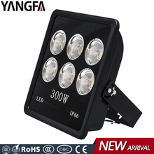 Americas The new hot 60mm-89mm connector 300 watt led flood light