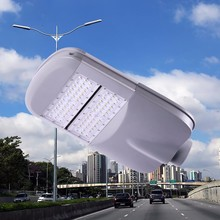 Aluminium cover fixture parts ip66 luminaire led street light 80w