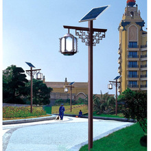European style solar lights for garden rotating solar garden lights yard light