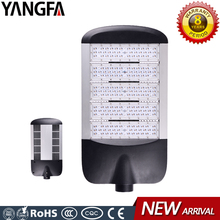 UL CE SAA CSA BSI GS listed 5700K 130lm/w LED streetlight parts
